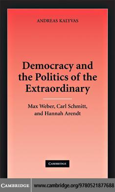Democracy and the Politics of the Extraordinary