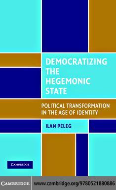 Democratizing the Hegemonic State EB9780511346439