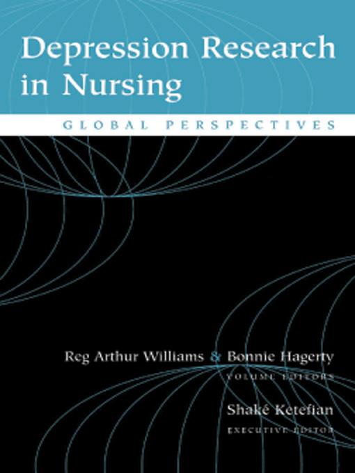 Depression Research in Nursing: Global Perspectives EB9780826157690