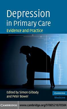 Depression in Primary Care EB9780511855511