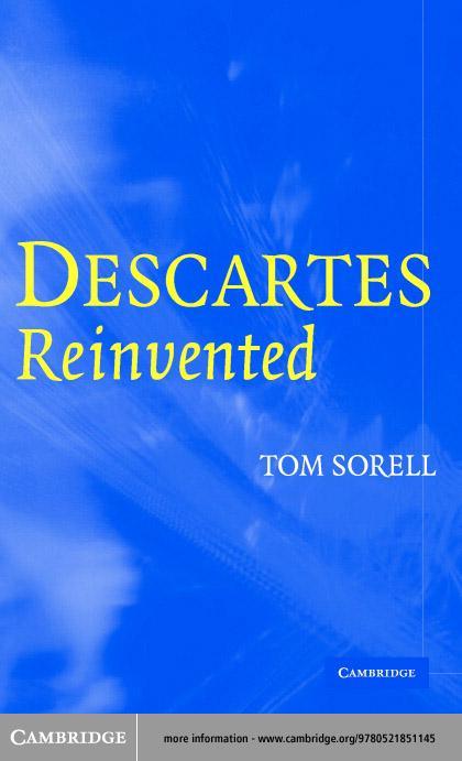 Descartes Reinvented EB9780511128493