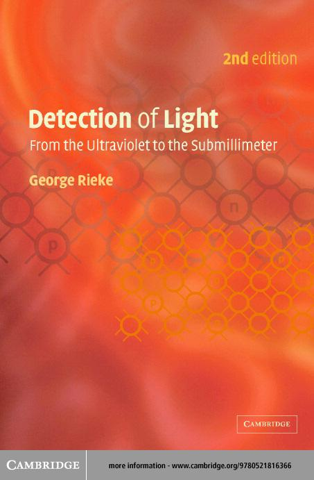 Detection of Light EB9780511058851