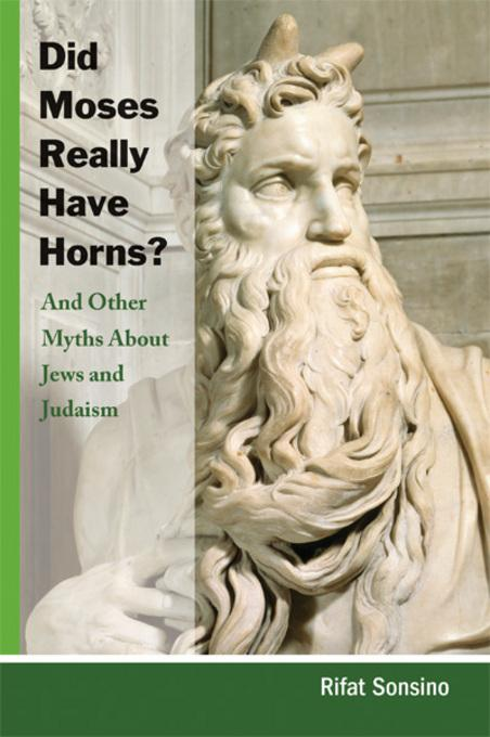 Did Moses Really Have Horns? EB9780807412138