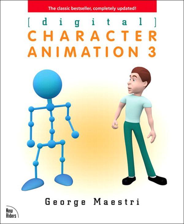Digital Character Animation 3 EB9780132798198