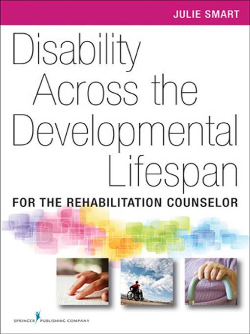 Disability Across the Developmental Life Span EB9780826107350