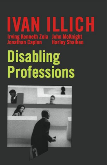 Disabling Professions EB9780714520803