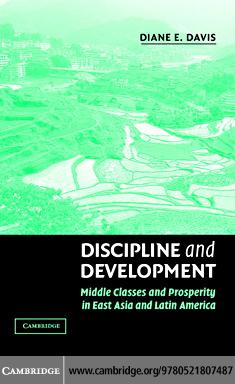 Discipline and Development EB9780511189647