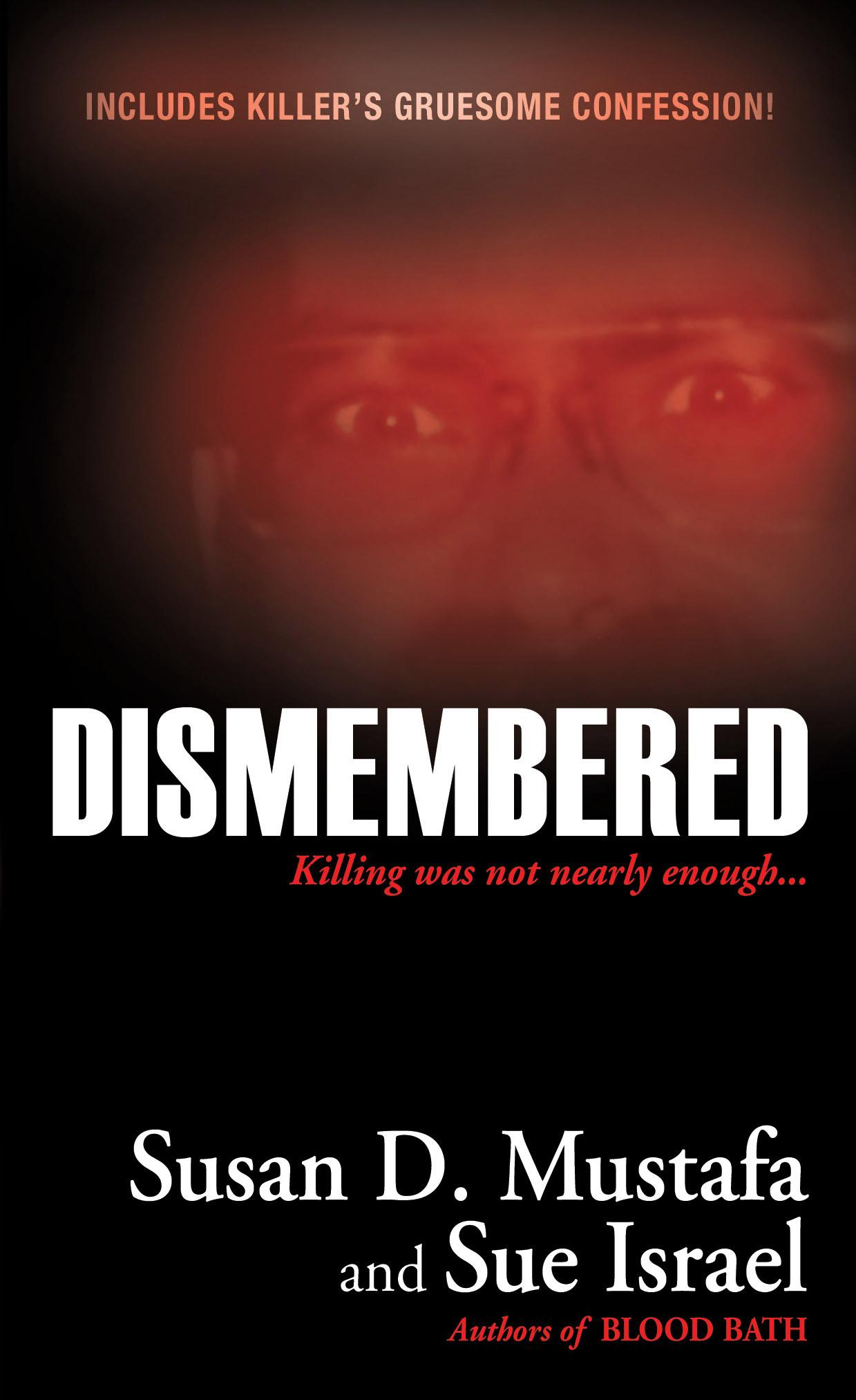 Dismembered EB9780786028627