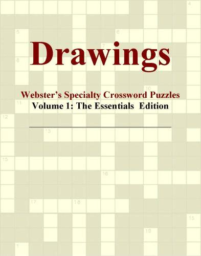 Drawings - Webster's Specialty Crossword Puzzles, Volume 1: The Essentials  Edition EB9780546818581