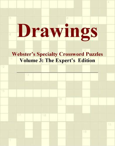 Drawings - Webster's Specialty Crossword Puzzles, Volume 3: The Expert's  Edition