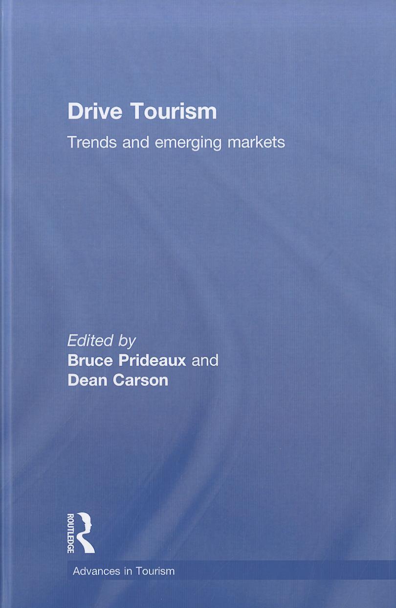 Drive Tourism EB9780203880395