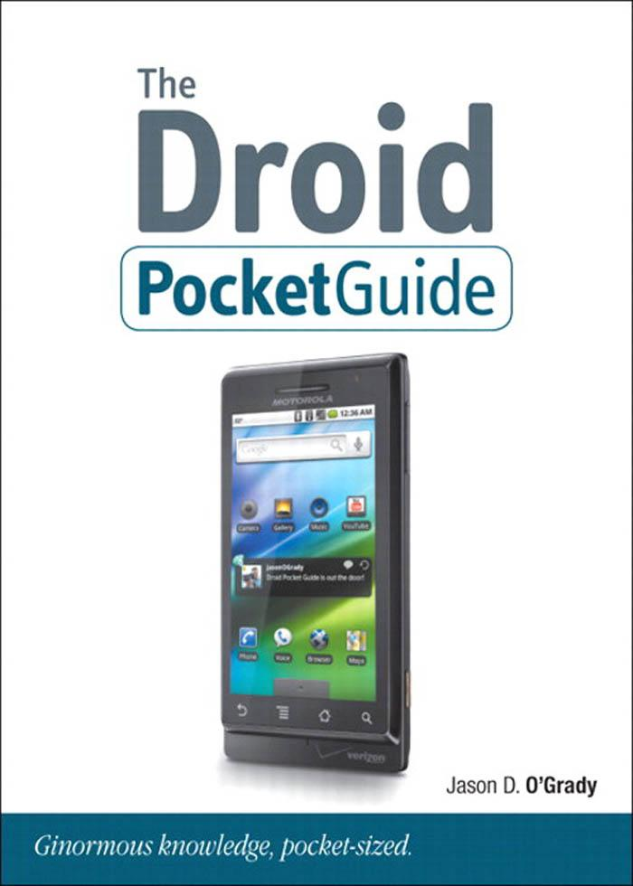 Droid Pocket Guide, The EB9780131385351