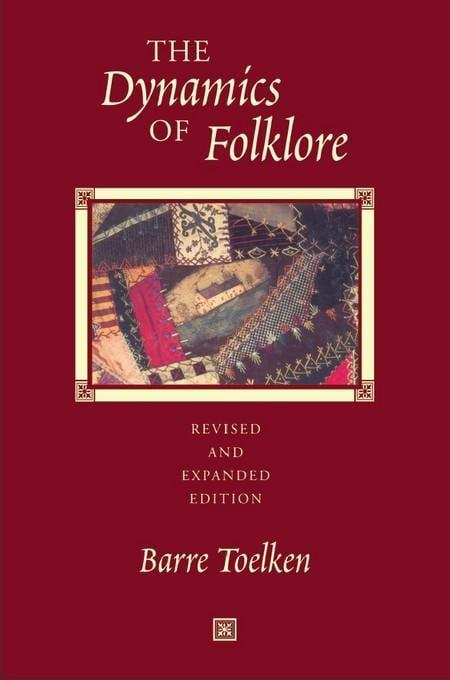 Dynamics Of Folklore EB9780874213256