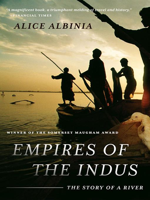 Empires of the Indus: The Story of a River EB9780393063226