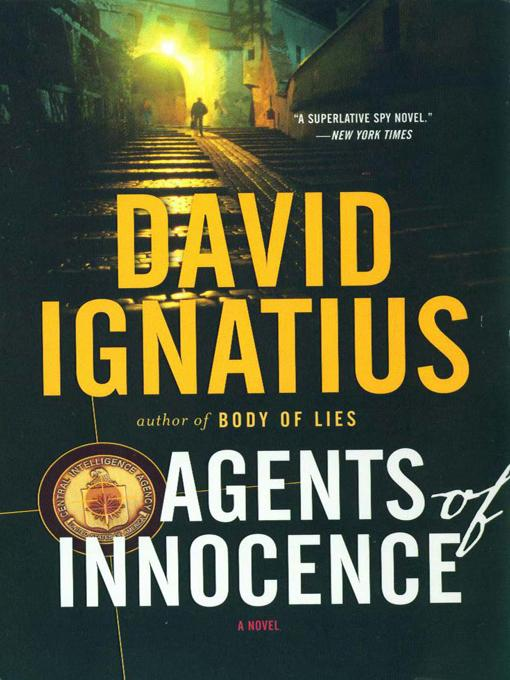 Agents of Innocence: A Novel EB9780393066715