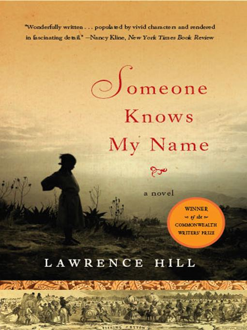 Someone Knows My Name: A Novel EB9780393067149