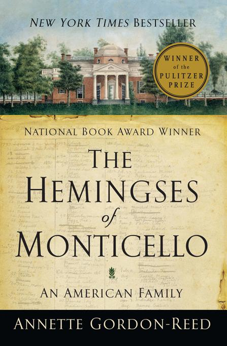The Hemingses of Monticello: An American Family EB9780393070033