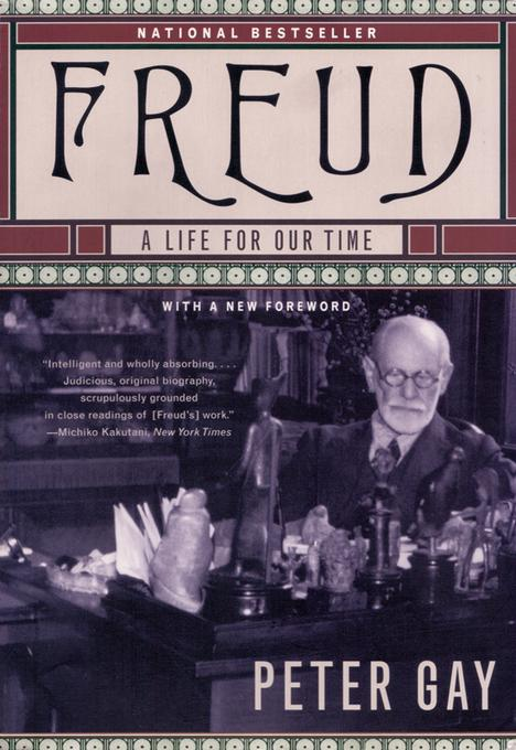 Freud: A Life for Our Time EB9780393072341