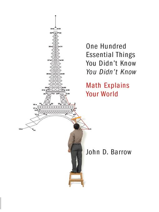 100 Essential Things You Didn't Know You Didn't Know: Math Explains Your World EB9780393072785