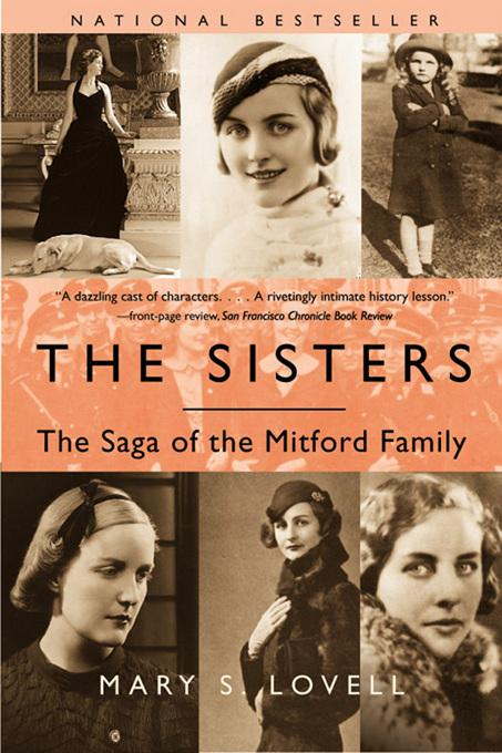 The Sisters: The Saga of the Mitford Family EB9780393076103