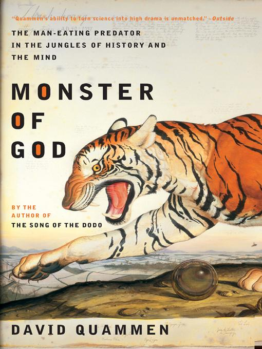 Monster of God: The Man-Eating Predator in the Jungles of History and the Mind EB9780393076301