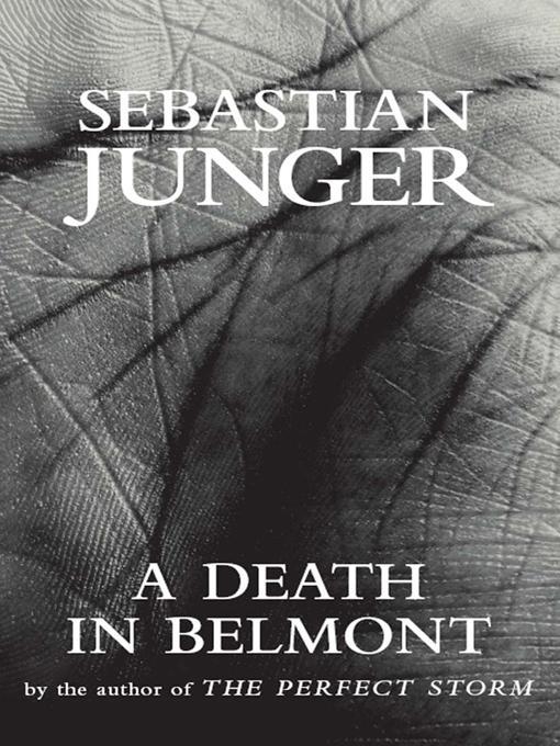A Death in Belmont EB9780393077377