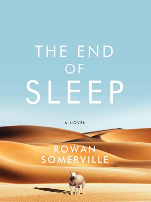 The End of Sleep: A Novel EB9780393078886