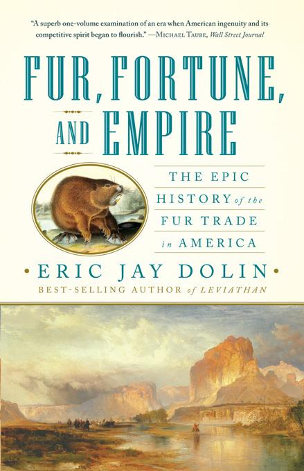 Fur, Fortune, and Empire: The Epic History of the Fur Trade in America EB9780393079241