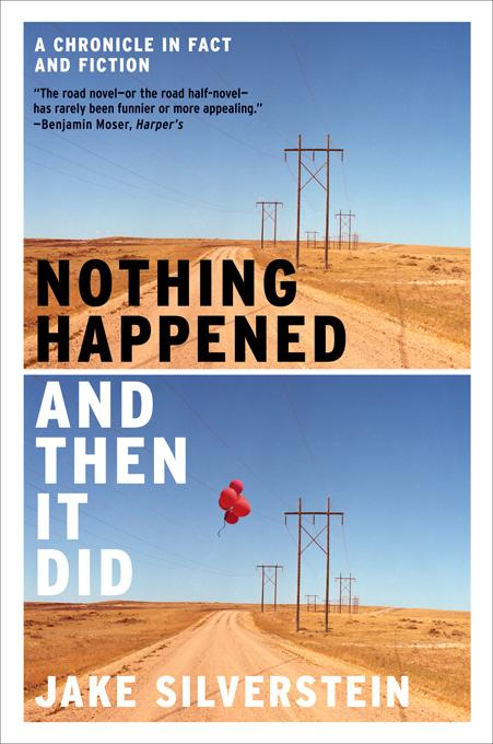 Nothing Happened and Then It Did: A Chronicle in Fact and Fiction EB9780393079333