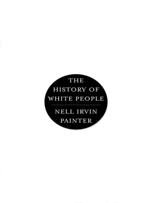 The History of White People EB9780393079494