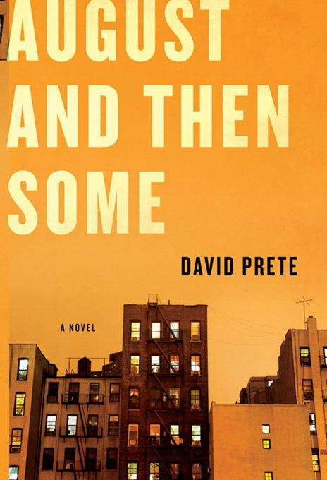 August and Then Some: A Novel EB9780393089981