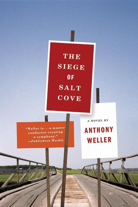 The Siege of Salt Cove: A Novel EB9780393343182