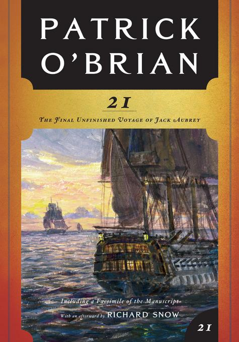 21: The Final Unfinished Voyage of Jack Aubrey EB9780393344141
