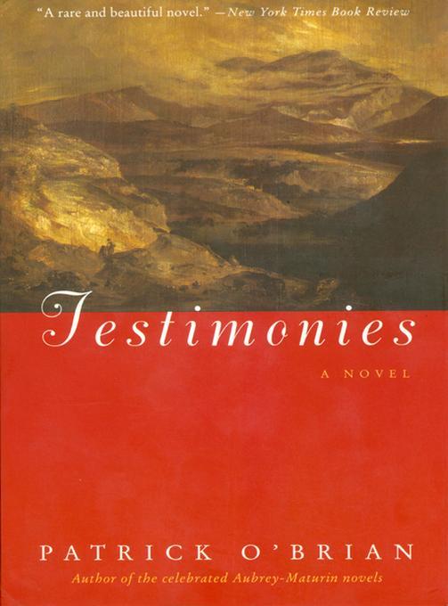 Testimonies: A Novel EB9780393344431