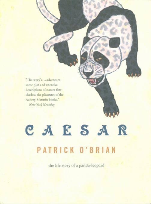 Caesar: The Life Story of a Panda-Leopard EB9780393344462
