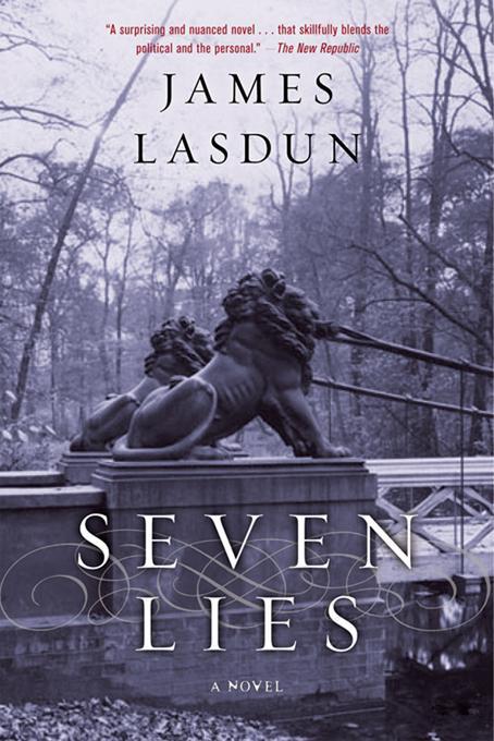 Seven Lies: A Novel EB9780393346176