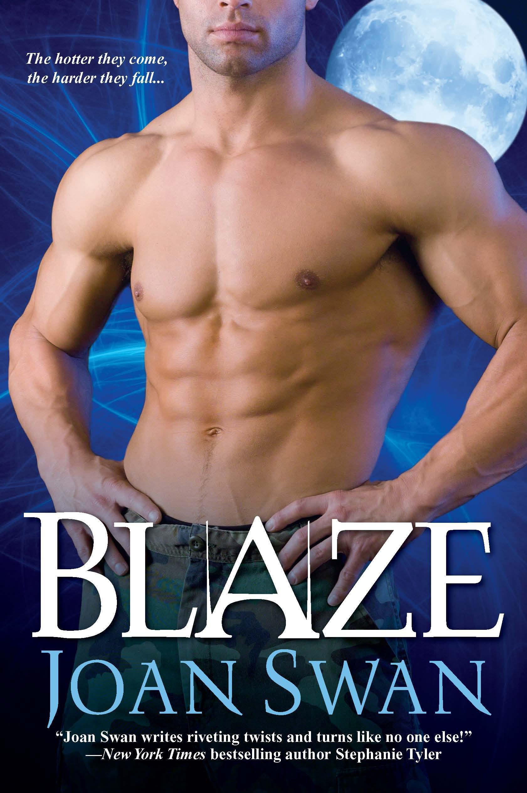 Blaze EB9780758279224