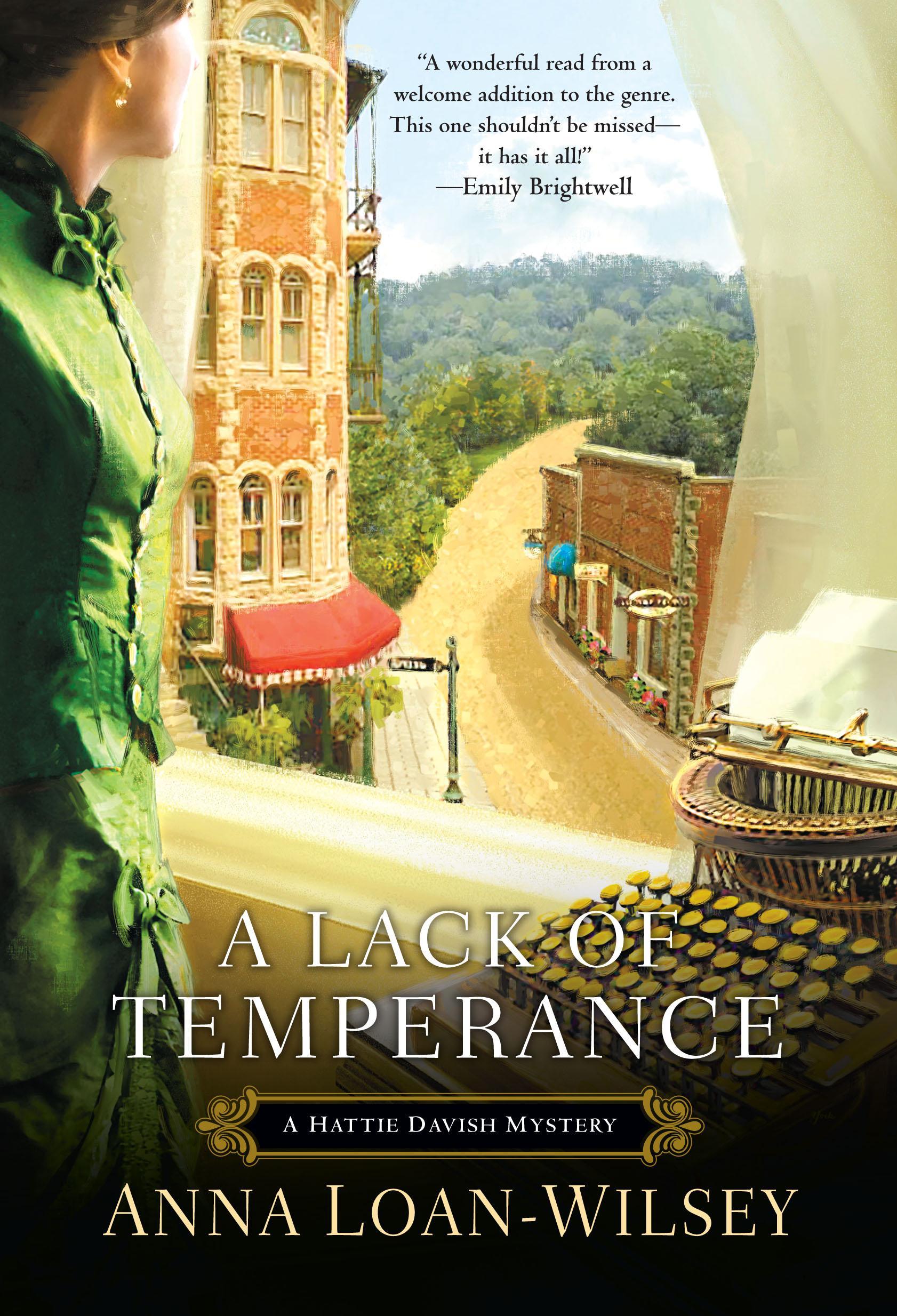 A Lack of Temperance EB9780758279958
