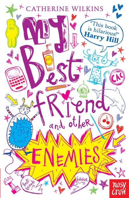 My Best Friend and Other Enemies EB9780857630964