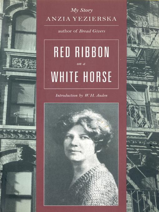 Red Ribbon on a White Horse: My Story EB9780892553907