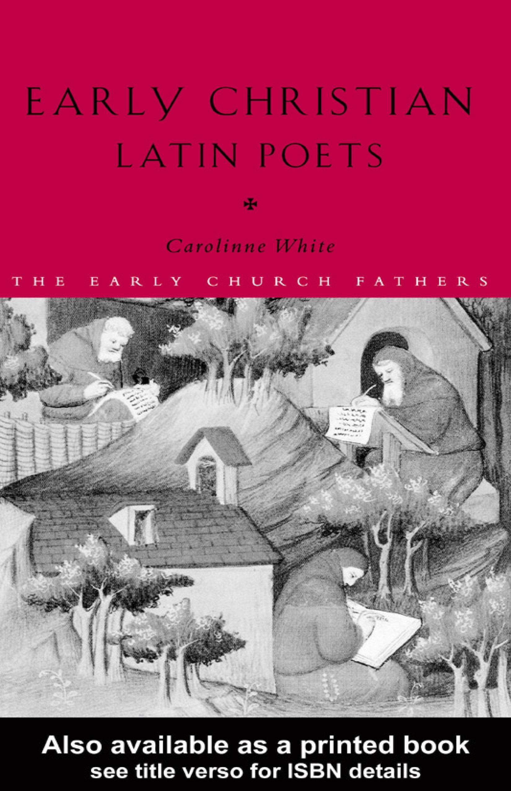 Early Christian Latin Poets EB9780203184233