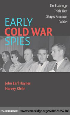 Early Cold War Spies EB9780511247804