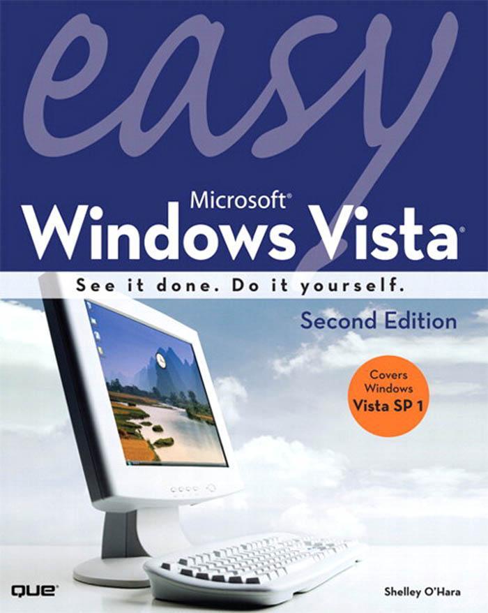 Easy Microsoft Windows Vista EB9780768683004