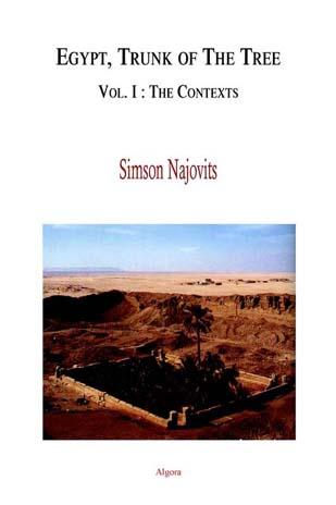 Egypt, the Trunk of the Tree Vol. I (ebook) EB9780875862347