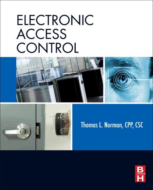 Electronic Access Control EB9780123820297