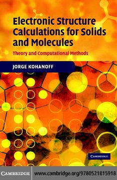 Electronic Structure Calculations for Solids and Molecules EB9780511189913
