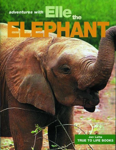 Elle the Elephant EB9780980795844