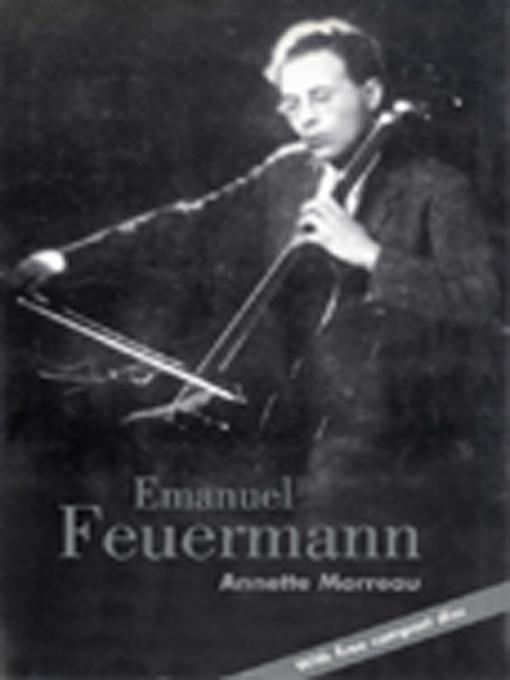 Emanuel Feuermann EB9780300183931