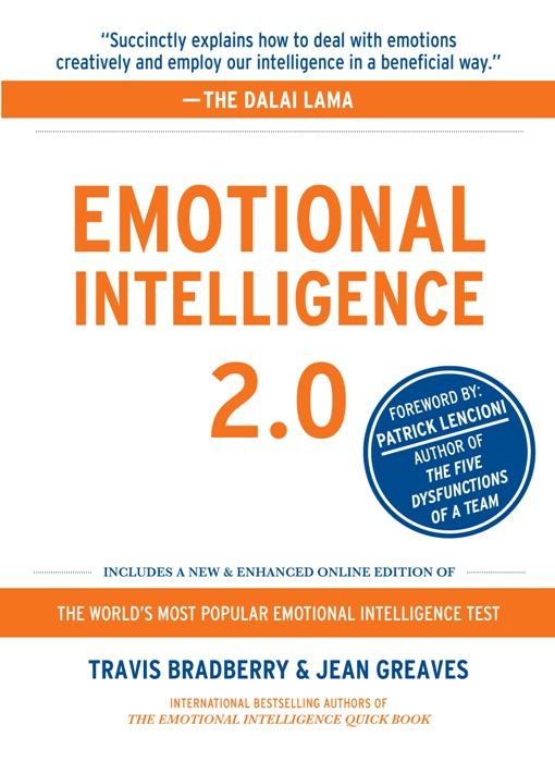 Emotional Intelligence 2.0 EB9780974320649