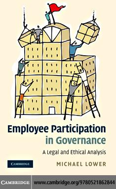 Employee Participation in Governance EB9780511795701